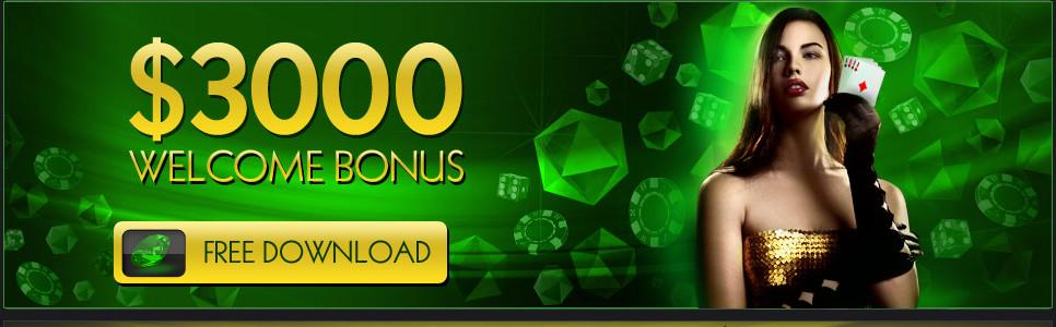 Topaze Casino - $3000 Welcome Bonus